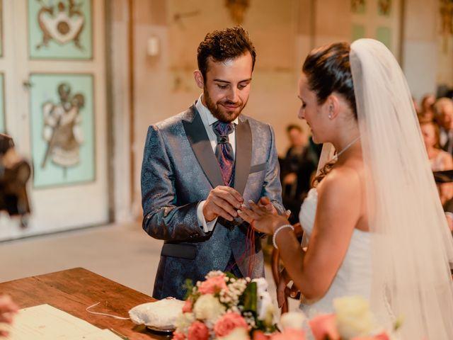Il matrimonio di Simone e Lisa a Monsummano Terme, Pistoia 31