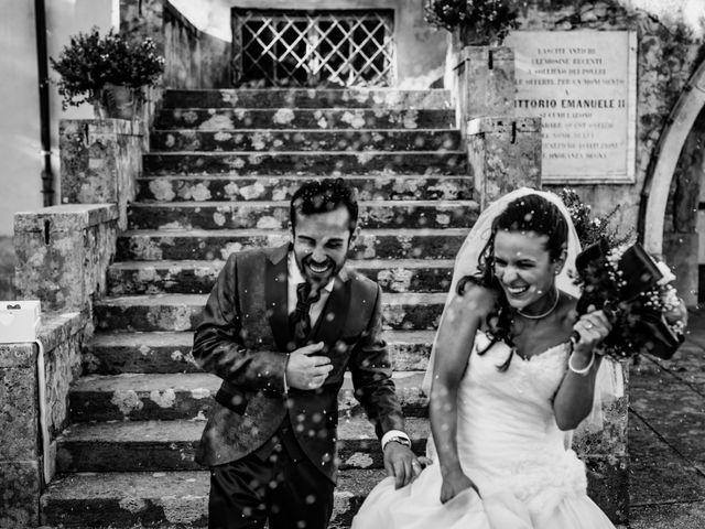 Il matrimonio di Simone e Lisa a Monsummano Terme, Pistoia 36