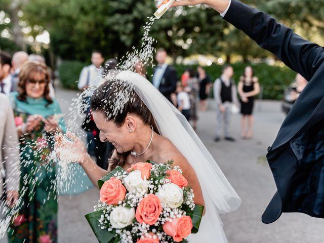 Il matrimonio di Simone e Lisa a Monsummano Terme, Pistoia 37