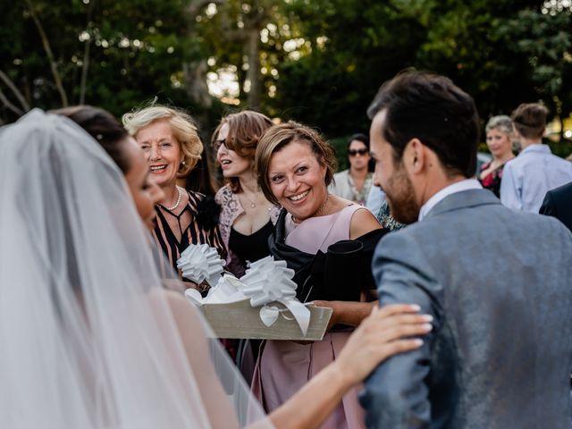 Il matrimonio di Simone e Lisa a Monsummano Terme, Pistoia 39