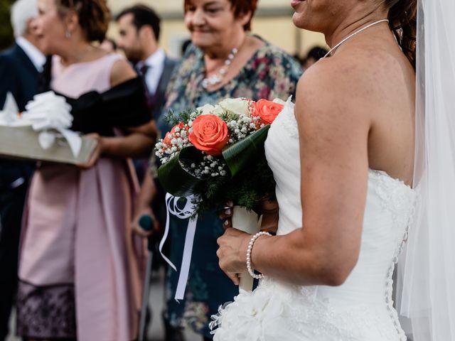 Il matrimonio di Simone e Lisa a Monsummano Terme, Pistoia 40