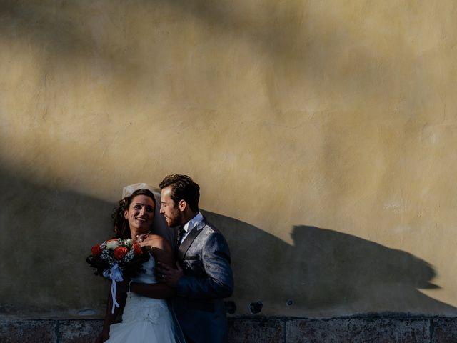 Il matrimonio di Simone e Lisa a Monsummano Terme, Pistoia 44