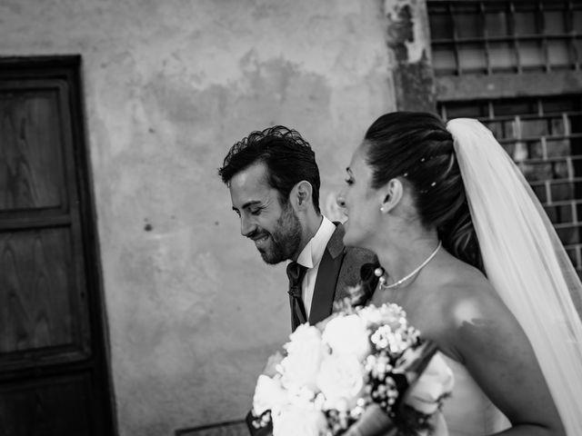 Il matrimonio di Simone e Lisa a Monsummano Terme, Pistoia 45