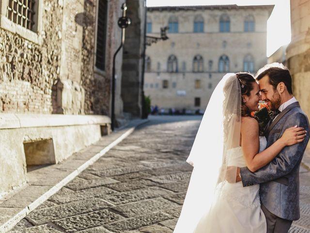 Il matrimonio di Simone e Lisa a Monsummano Terme, Pistoia 46