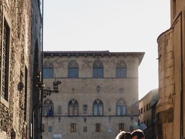 Il matrimonio di Simone e Lisa a Monsummano Terme, Pistoia 47