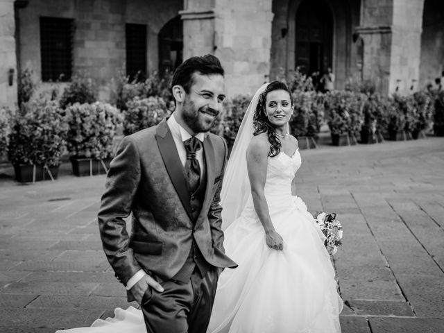 Il matrimonio di Simone e Lisa a Monsummano Terme, Pistoia 50