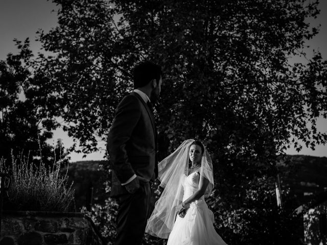 Il matrimonio di Simone e Lisa a Monsummano Terme, Pistoia 53