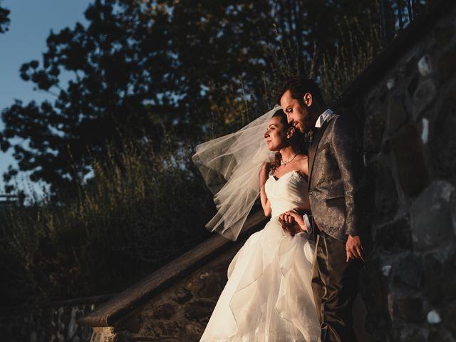 Il matrimonio di Simone e Lisa a Monsummano Terme, Pistoia 55