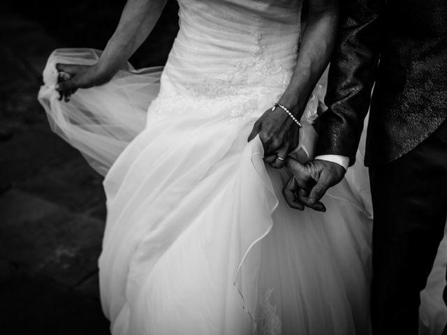 Il matrimonio di Simone e Lisa a Monsummano Terme, Pistoia 56