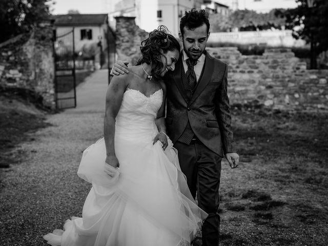 Il matrimonio di Simone e Lisa a Monsummano Terme, Pistoia 57