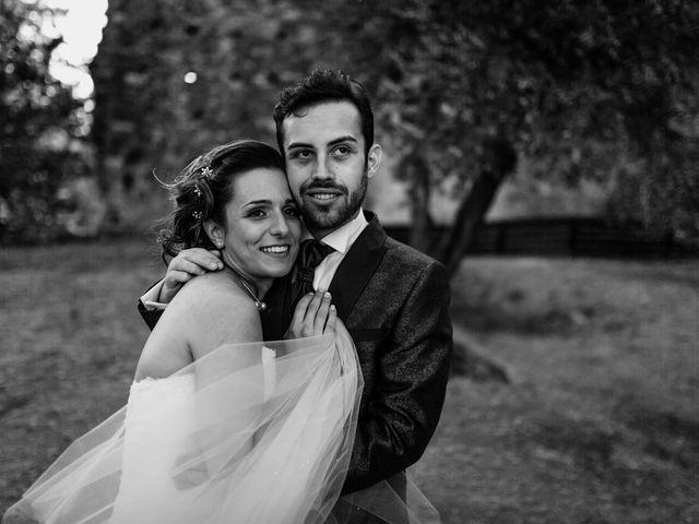 Il matrimonio di Simone e Lisa a Monsummano Terme, Pistoia 58