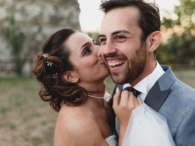 Il matrimonio di Simone e Lisa a Monsummano Terme, Pistoia 59