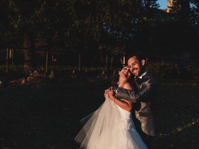 Il matrimonio di Simone e Lisa a Monsummano Terme, Pistoia 60