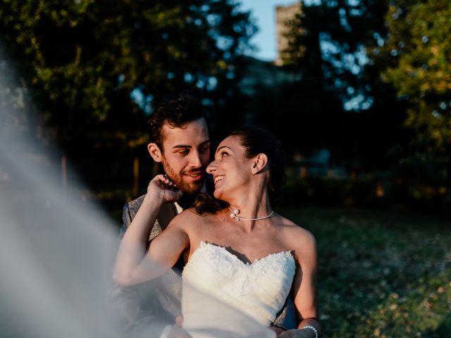 Il matrimonio di Simone e Lisa a Monsummano Terme, Pistoia 1