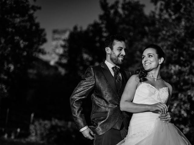 Il matrimonio di Simone e Lisa a Monsummano Terme, Pistoia 61