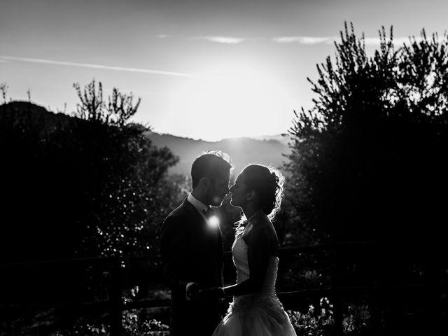 Il matrimonio di Simone e Lisa a Monsummano Terme, Pistoia 62