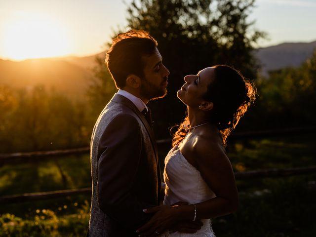 Il matrimonio di Simone e Lisa a Monsummano Terme, Pistoia 63