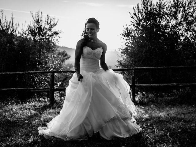 Il matrimonio di Simone e Lisa a Monsummano Terme, Pistoia 65