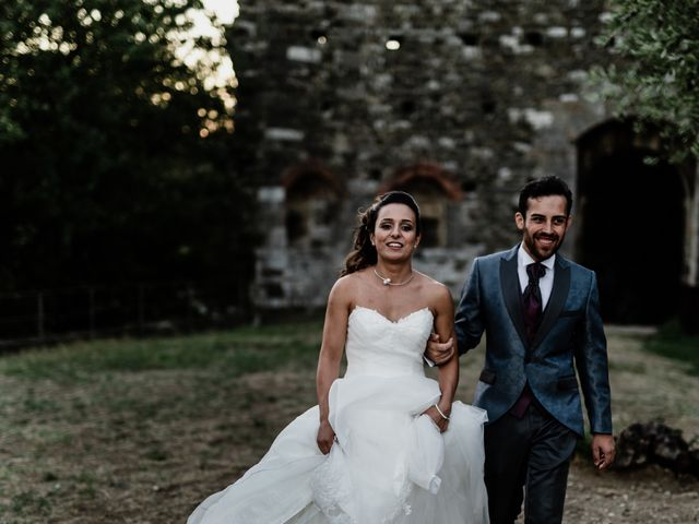 Il matrimonio di Simone e Lisa a Monsummano Terme, Pistoia 68