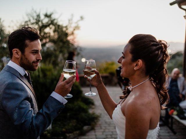 Il matrimonio di Simone e Lisa a Monsummano Terme, Pistoia 75
