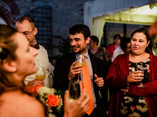 Il matrimonio di Simone e Lisa a Monsummano Terme, Pistoia 78