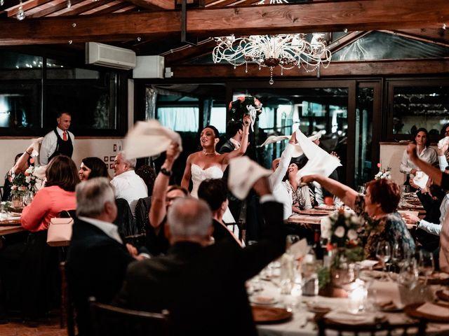 Il matrimonio di Simone e Lisa a Monsummano Terme, Pistoia 81