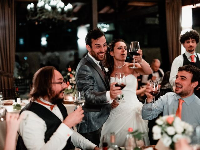 Il matrimonio di Simone e Lisa a Monsummano Terme, Pistoia 84