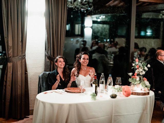 Il matrimonio di Simone e Lisa a Monsummano Terme, Pistoia 86