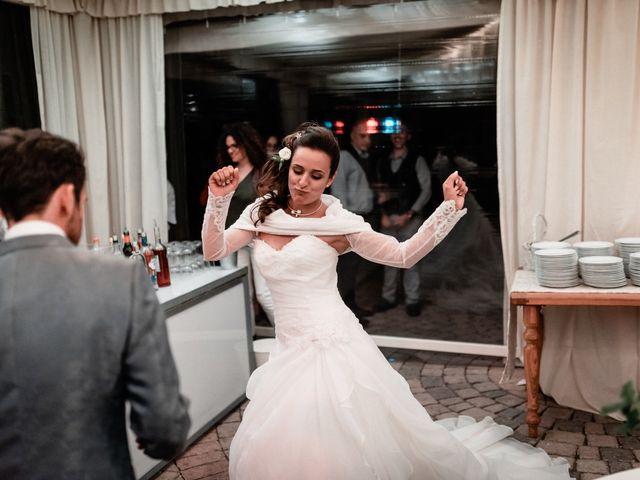Il matrimonio di Simone e Lisa a Monsummano Terme, Pistoia 89
