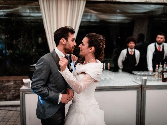 Il matrimonio di Simone e Lisa a Monsummano Terme, Pistoia 90