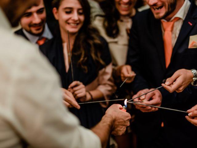 Il matrimonio di Simone e Lisa a Monsummano Terme, Pistoia 92