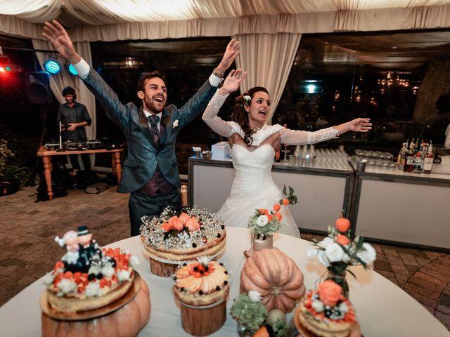 Il matrimonio di Simone e Lisa a Monsummano Terme, Pistoia 93