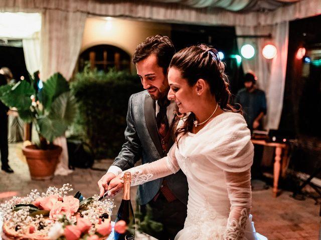 Il matrimonio di Simone e Lisa a Monsummano Terme, Pistoia 96