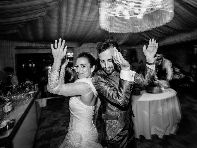 Il matrimonio di Simone e Lisa a Monsummano Terme, Pistoia 98