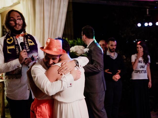 Il matrimonio di Simone e Lisa a Monsummano Terme, Pistoia 105