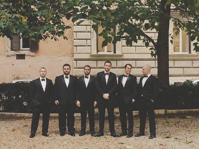 Il matrimonio di Zac e Michaela a Roma, Roma 9
