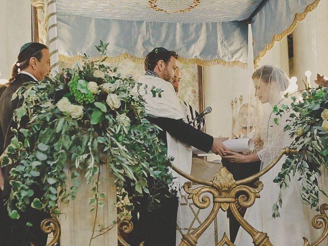 Il matrimonio di Zac e Michaela a Roma, Roma 12