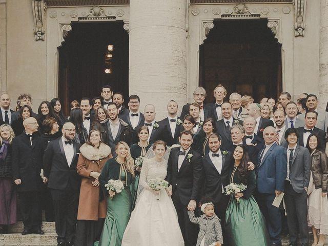 Il matrimonio di Zac e Michaela a Roma, Roma 13
