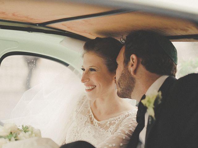 Il matrimonio di Zac e Michaela a Roma, Roma 14