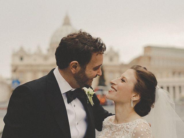 Le nozze di Michaela e Zac