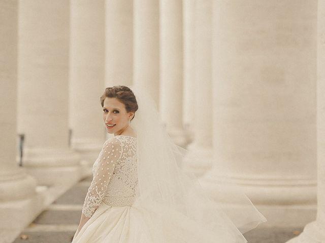 Il matrimonio di Zac e Michaela a Roma, Roma 15
