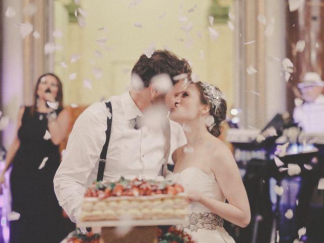 Il matrimonio di Zac e Michaela a Roma, Roma 20
