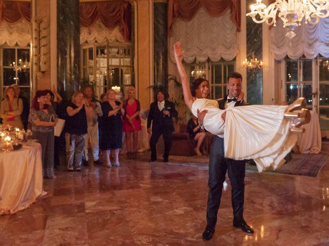 Il matrimonio di Massimiliano e Serena a Napoli, Napoli 1