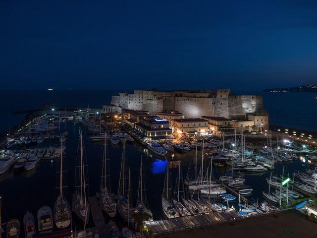 Il matrimonio di Massimiliano e Serena a Napoli, Napoli 9