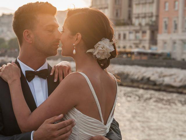 Il matrimonio di Massimiliano e Serena a Napoli, Napoli 10