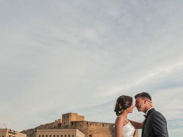Il matrimonio di Massimiliano e Serena a Napoli, Napoli 11