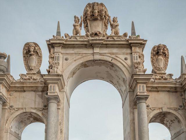 Il matrimonio di Massimiliano e Serena a Napoli, Napoli 15