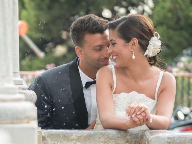 Il matrimonio di Massimiliano e Serena a Napoli, Napoli 16