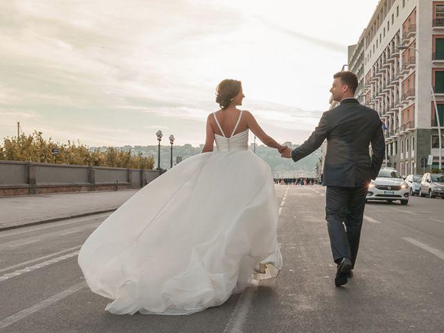 Il matrimonio di Massimiliano e Serena a Napoli, Napoli 17