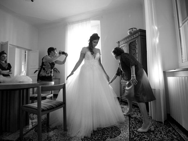 Il matrimonio di Andrea e Paola a Zoagli, Genova 24